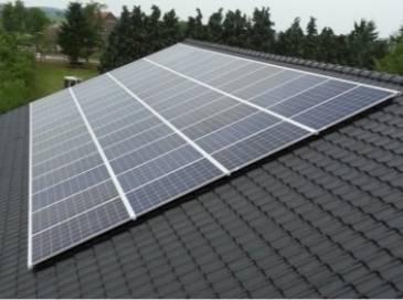 Zonnepanelen met Solaredge omvormer in Bladel