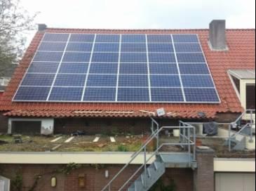 Subsidie zonnepanelen in Bergeijk
